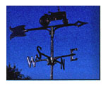 Non-stock Weathervanes